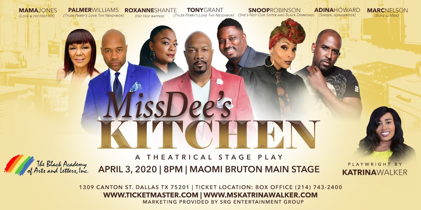 Miss Dee's Kitchen: A play by Ms. Katrina Walker